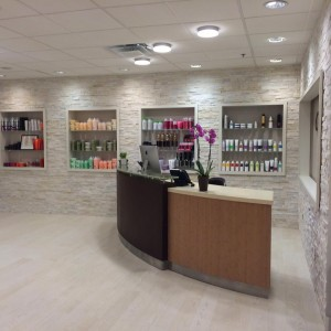 Front Desk and Products